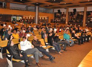 Plenária aprova por unanimidade cinco deliberações tiradas do Seminário da UGT-SP